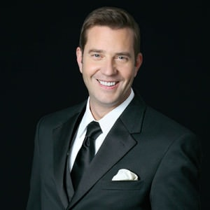 NSO Pops Director Steven Reineke. Photo courtesy of The Kennedy Center.