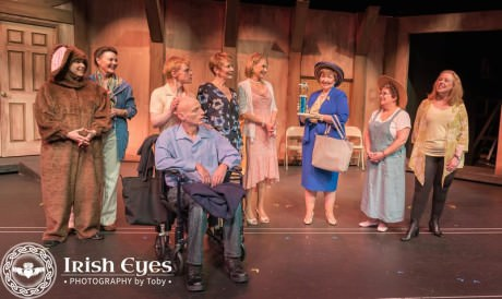 The Cast of 'Calendar Girls.' Photo by Irish Eyes Photography by Toby.
