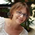 Anna Ziegeler. Photo courtesy of Anna's website. http://annabziegler.net/?page_id=16