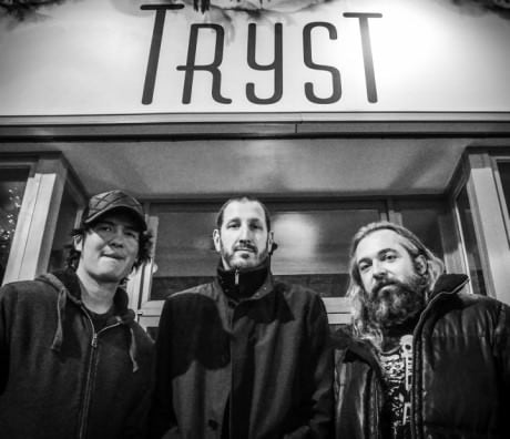 The Electric Trio at The Tryst. Photo courtesy of John Lee's website.