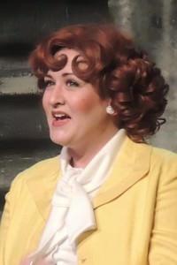 Melissa Ann Martin (Alice Beineke). Photo courtesy of Way Off Broadway.