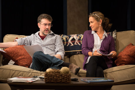 Tony Braithwaite and Susan Riley Stevens. Photo by Bill D'Agostino.