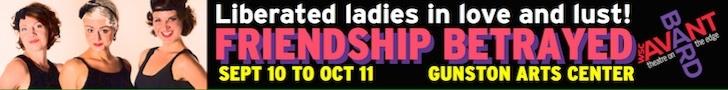 Friendship banner 728x90
