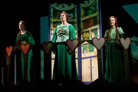 All Three Fionas Allie Lytle, Jolene Vettese, and Ella Schnoor.