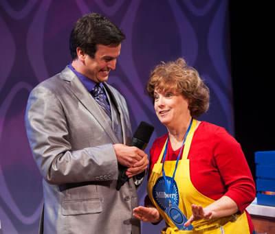 Jamie Smithson and Sherri L. Edelen. Photo by Margot Schulman.