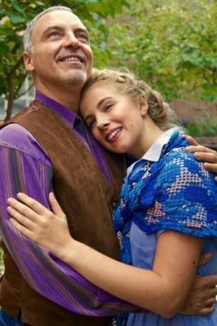 CUA Music faculty member Gustavo Ahualli and Senior Emma Onash star in 'The Most Happy Fella' at The Hartke on Friday, October 23 at 7:30 PM;Saturday, October 24th at 7:30 PM; and Sunday. October 25th at 2 PM.