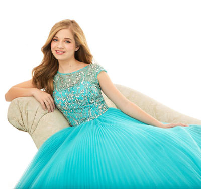 Jackie Evancho. Photo courtesy of Strathmore.