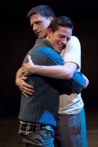 Chris Dinolfo and Sam Ludwig. Photo by Teresa Wood.