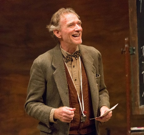 Peter DeLaurier as The Librarian. Photo by Mark Gavin.