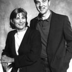 Peter Wilkes and Catherine Dickey Wilson