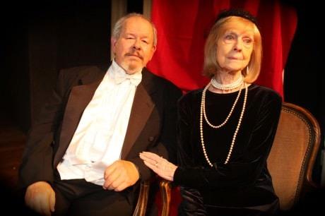 David Jones and Jane Squier Bruns. Photo by Scott D'Vileskis.