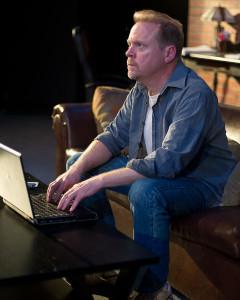 Kevin Dykstra (Tobin Falmouth). Photo by Harvey Levine.