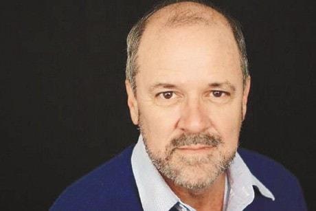 Playwright Bruce Graham.