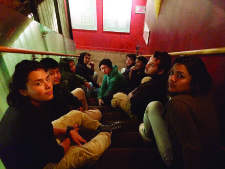 Paso Nuevo Youth Ensemble