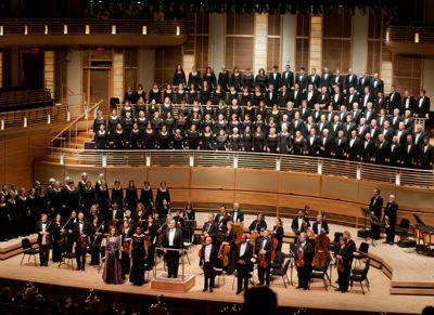 National Philharmonic. Photo courtesy of Strathmore.