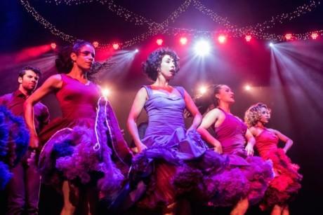 Michael Graceffa, Ilda Mason, Natascia Diaz, Katie Mariko Murray, and Olivia Ashley Reed. Photo by Christopher Mueller.