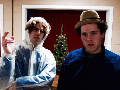 Dillon DiSalvo as Didi Snavely and Thomas DiSalvo as R.R. Snavely .
