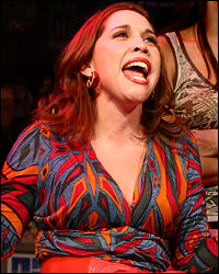 Andréa Burns in 'In the Heights.' Photo by Joan Marcus.