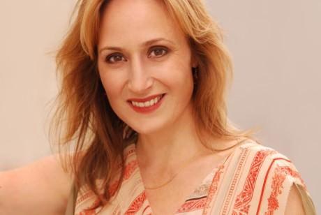 Playwright Heather Raffo. Photo courtesy of Georgetown University.