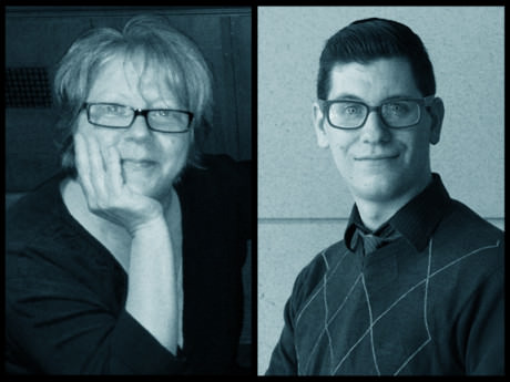 Co-Directors S.G. Kramer and Daniel Johnston.