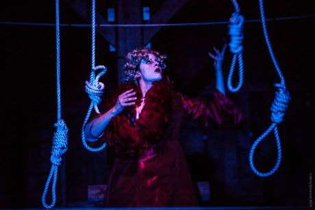Marionette, Photo by Maria Baranov
