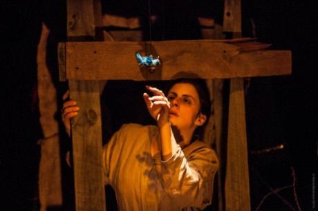 Joanna Caplan in Total Verruckt!