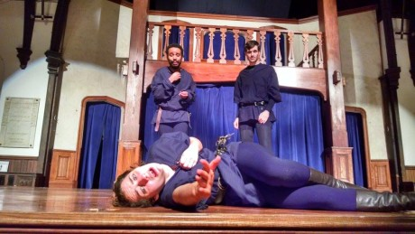 Photo courtesy of Baltimore Shakespeare Festival.