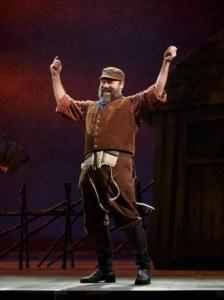 Danny Burstein (Tevye). Photo by Joan Marcus.