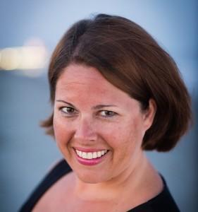 Producer Kate Keifer. Photo by Jennifer Heffner Photography.