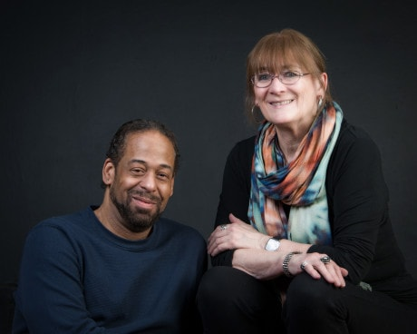 Thomas Jones II and Carolyn Griffin.