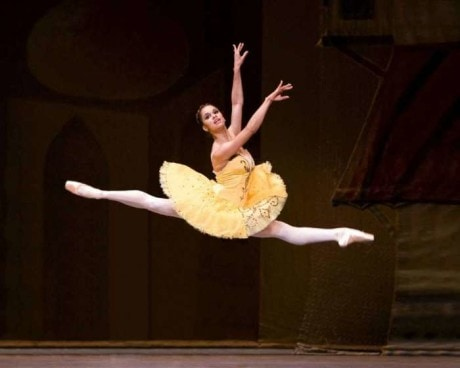 Misty Copeland. Photo courtesy of her website.