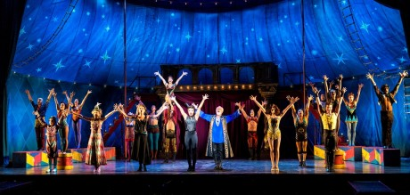 The cast of 'Pippin.' Photo by Terry Shapiro.
