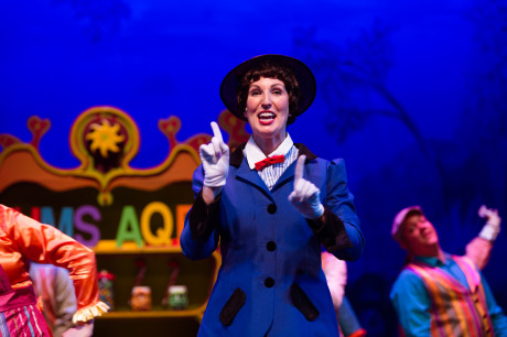 (Mary Poppins). Photo by Traci J. Brooks Studio.