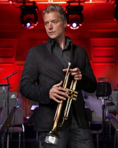 Chris Botti Live in Boston. Photo by Leann Mueller.