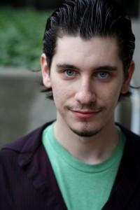 Playwright Daniel Johnston. Photo courtesy of Arts Collective@HCC.