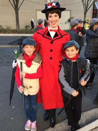 (Mary Poppins) at The Reston Parade.