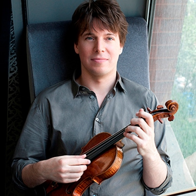 Joshua Bell. Photo courtesy of The Strathmore Music Center.