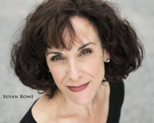 Susan Rome (Middle sister Gorgeous). Photo courtesy of Theater J.