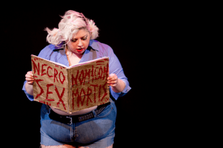 Diva Darling. Photo courtesy of 'Barenaked Comedy.'