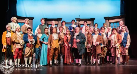 The cast of '1776.' Photo by Irish Eyes Photography by Toby.