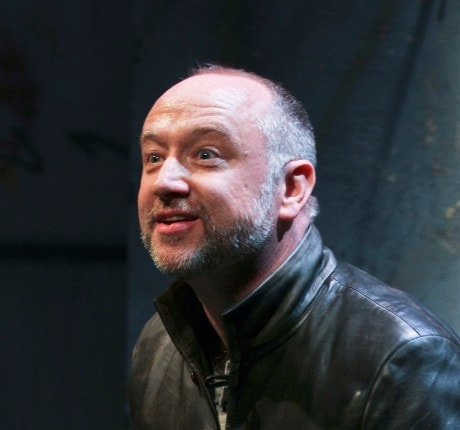 Pete Pryor in 'Richard III' at People's Light. Photo by Paola Nogueras.