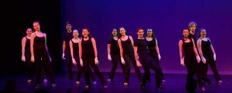 "Bringing Magic to the air ""On Broadway."" Photo courtesy of Carmelita Watkinson."