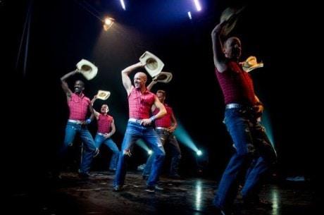 The DC Cowboys. Photo courtesy of GMCW.