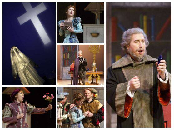 'Faust' Montage courtesy of Annapolis Opera.