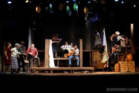 The Ensemble. Photo by Jen Donsky.