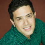 Adam Gwon. Photo courtesy of Bucks County Playhouse.