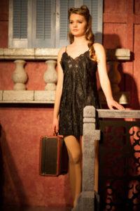 Claire Iverson (Mistress). Photo by Chris Aldridge, CMAldridgePhotograph.