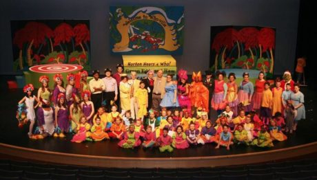 Charm City Players cast of Seussical the Musical. Photo by Mumtaj Ismali.
