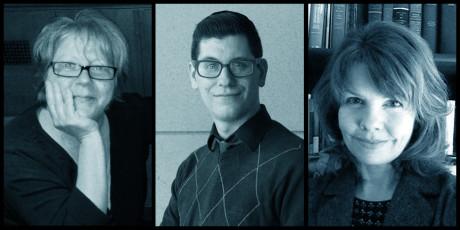 With S.G. Kramer, Daniel Johnston, and Tara Hart.
