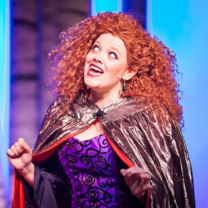 Kristen Zwobot in 'Into the Woods.' Photo by Kevin Grall.